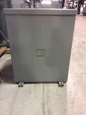 Greenville Transformer 72-176-2 50 Kva 600 Primary 480 Secondary Single Phase