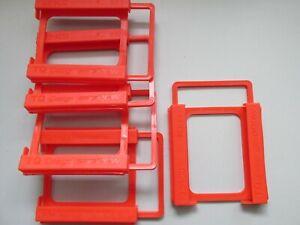 """5 Stk. Festplatte HDD Einbau Rahmen - 3,5"""" auf SSD 2.5"""" Notebook Adapter Halter"""