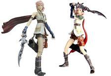Square Enix Final Fantasy XIII: Play Arts Kai: Lightning Action Figure Loose