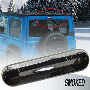 Smoke/Tinted Car LED Brake Light Lamp Rear Light For Suzuki Jimny JB74 2019 2020