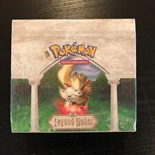 Pokemon TCG EX Legend Maker Booster Box, Display selten rare, deutsch OVP!