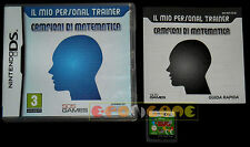 CAMPIONI DI MATEMATICA Ds Versione Italiana ••••• COMPLETO