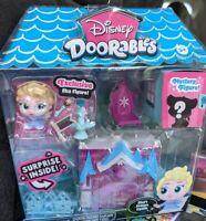 New Release 2020 DOORABLES Playset ELSA'S FROZEN CASTLE Disney VHTF In Hand