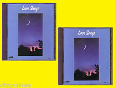 Heartland Music LOVE SONGS Various Artists 1988 As Seen on TV Disc 1 & 2 CD Lot