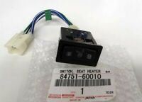 TOYOTA 84751-60010 Seat Heater Switch Right Genuine Car Parts LAND CRUISER