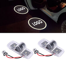 2pc LED Step Door Courtesy Welcome Light Shadow Laser Projector for HONDA Logo