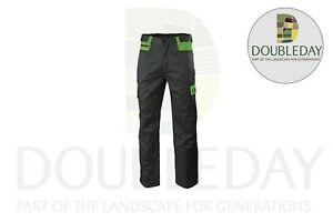 "John Deere 365 Workwear Trousers Waist 40"" and 30"" inside leg MCDW1713BR40"