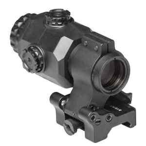 Sightmark 3x XT-3 Tactical Magnifier Pro EOTech Aimpoint, LQD Flip Mount SM19062