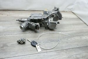 2010 FORD FIESTA MK7 09-12 POWER STEERING COLUMN WITH MOTOR AND KEY 8V513C529LL