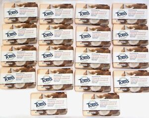 20 Pack - Tom's of Maine Natural Beauty Bar, Creamy Coconut 1.35 oz, Travel Size