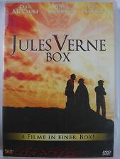 Jules Verne Box Sammlung - Geheimnis der Monsterinsel + Tauchfahrt des Grauens