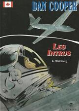 Albert Weinberg Dan Cooper – T.3 – « Les intrus »  éditions Hibou
