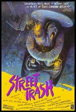 """STREET TRASH Movie Poster [Licensed-NEW-USA] 27x40"""" Theater Size"""