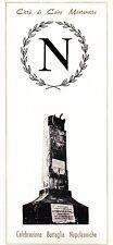 FDC - NAPOLEONE BONAPARTE - 1969 CAIRO MONTENOTTE - CELEBRAZIONI - 4-87