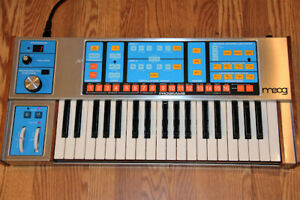 Moog Source  (Serviced in June and working perfectly)