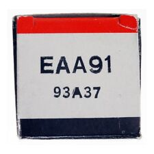 GEPRÜFT: EAA91 Radioröhre, Hersteller RSD. ID16661