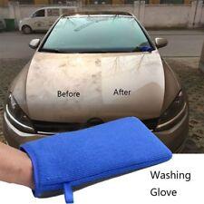 Asciugamano auto in microfibra per pulizia auto in tessuto argentato