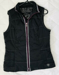 Ariat Vest Ladies Size XS