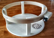 "Barnett's Laptop Hoops 14"" Lap frame for hand quilting and other needle arts"