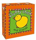 Fluffy Chick and Friends (Touch and Feel Cloth Books) Priddy, Roger Bath Book U
