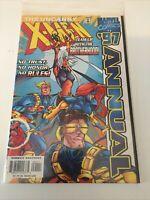 The Uncanny X-Men 1997 Annual (Marvel Comics)