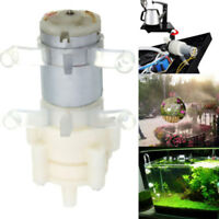 DC12V Micro Diaphragm Self Priming Pump High Pressure Water Suction Pumps