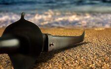 JACK SPARROW LEATHER SCABBARD SHEATH HOLD SWORD CUTLASS