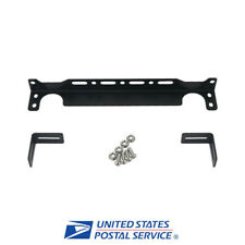 Aluminum Oil Cooler Mounting Bracket For British Type Use With 248mm Coolers