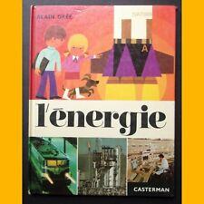 Collection cadet-rama L'ÉNERGIE Alain Grée Casterman 1984