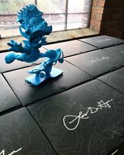 [LIMITED]* Louis De Guzman Elevate [Blue] Vinyl Figure Sculpture ComplexCon