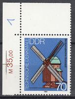 DDR 1981 Mi. Nr. 2660 Eckrand Postfrisch (24768)