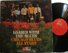 Chicago Blues All Stars - Loaded with the Blues  (BASF 20707) ('72) Willie Dixon
