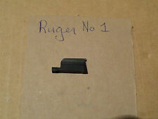 Ruger No. 3 Rifle Front Sight Insert w/o screw