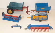 TRAC12 - Britains tractor drawn farm carts etc