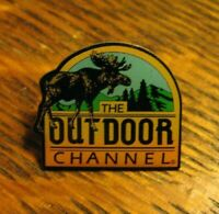 The Outdoor Channel Lapel Pin - American Television Station Hunting Fishing Pin