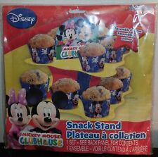 Disney Mickey Mouse Clubhouse Cardboard Cupcake Stand (Up to 16 Cupcakes) D4597