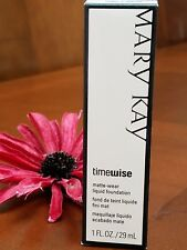 Mary Kay TimeWise Matte-Wear Foundation Ivory 2