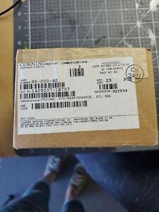 Unicam 95-000-40 SC 62.5um Fiber Optic connector box of 25pcs