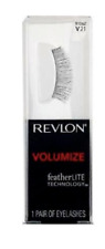 REVLON VOLUMIZE FEATHERLITE FALSE EYELASHES NEW IN BOX