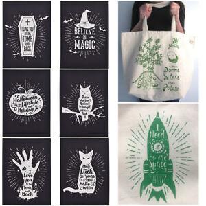 Halloween Silk Screen Printing Stencil Self-adhesive Mesh T-shirt Fabric DIY