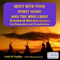 Guided Meditation CD Meet Your Spirit Guide CD - Spirit Guide Meditation CD
