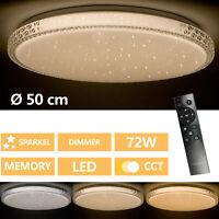 Lámpara de Techo Con Luz Función de Noche Para Habitación Comedor Cocina Salón