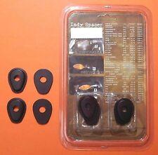 Placa Adaptadora para Intermitentes Suzuki Discos Led Mini Spacer Nuevo