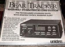 Uniden BCT-2 Bear Tracker Scanner BRAND NEW in box