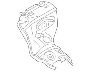 Genuine Ford Heat Shield CP9Z-9A462-A