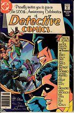 DC Detective Comics #500 MAR VG/F 5.0