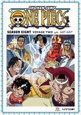 ONE PIECE - SEASON EIGHT, VOYAGE TWO - DVD - Region 1 - Sealed