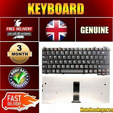 New IBM LENOVO 3000 F41 G450 Laptop Keyboard UK Layout Black