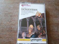 1980S CASSETTE EINE NACHT IN VENEDIG-JOHANN STRAUSS,SOHN-EX. CON - UNSEALED
