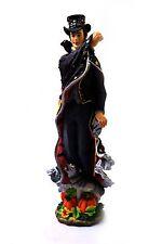 "2001 Lenox Pencil Halloween Figurine Midnight Vampire 13"""